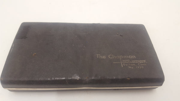 Chapman MFG No1320 US Made Gunsmith Screwdriver And Ratchet Set 17560-The Vintage Tool Shop