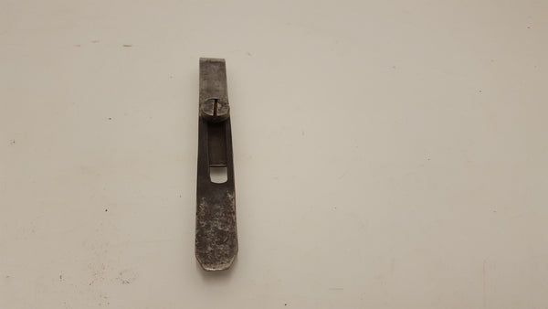 "3/4"" Vintage Isaac Greaves Double Plane Iron Good Restored Condition EEB18061-The Vintage Tool Shop"