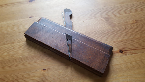 Vintage Hollow Moulding Plane VGC 18078-The Vintage Tool Shop