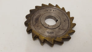 "4"" x 3/8"" Circular Cutting Tool, Unused VGC 18169-The Vintage Tool Shop"