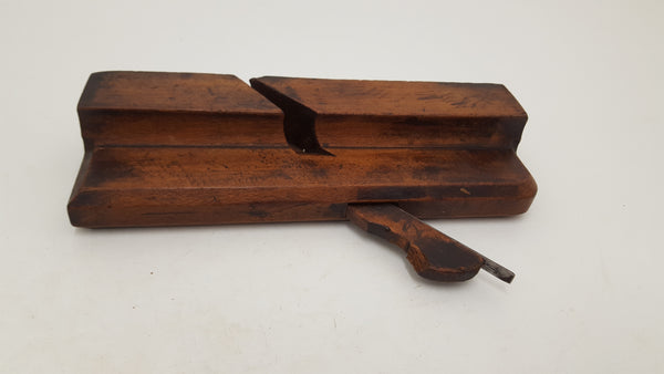 Moulding Plane, Wooden 18127-The Vintage Tool Shop