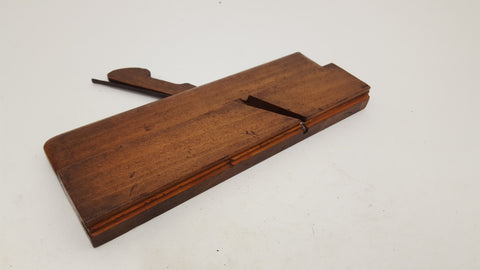 Beautiful Vintage Moulding Plane Hollow VGC 18074-The Vintage Tool Shop