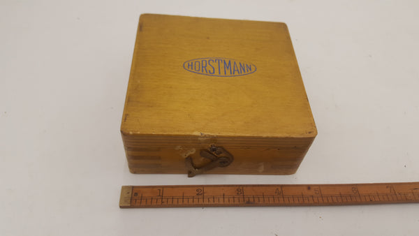 Horstmann Adjustable Thread Caliper Gauge 0.253 16 BSW VGC 18440-The Vintage Tool Shop