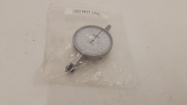 "Verdict 1 6/8"" Runout Gauge Missing Glass 18441-The Vintage Tool Shop"