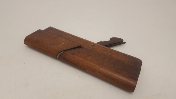 Vintage Table Joint Round Moulding Plane by I Targett ? 19104-The Vintage Tool Shop