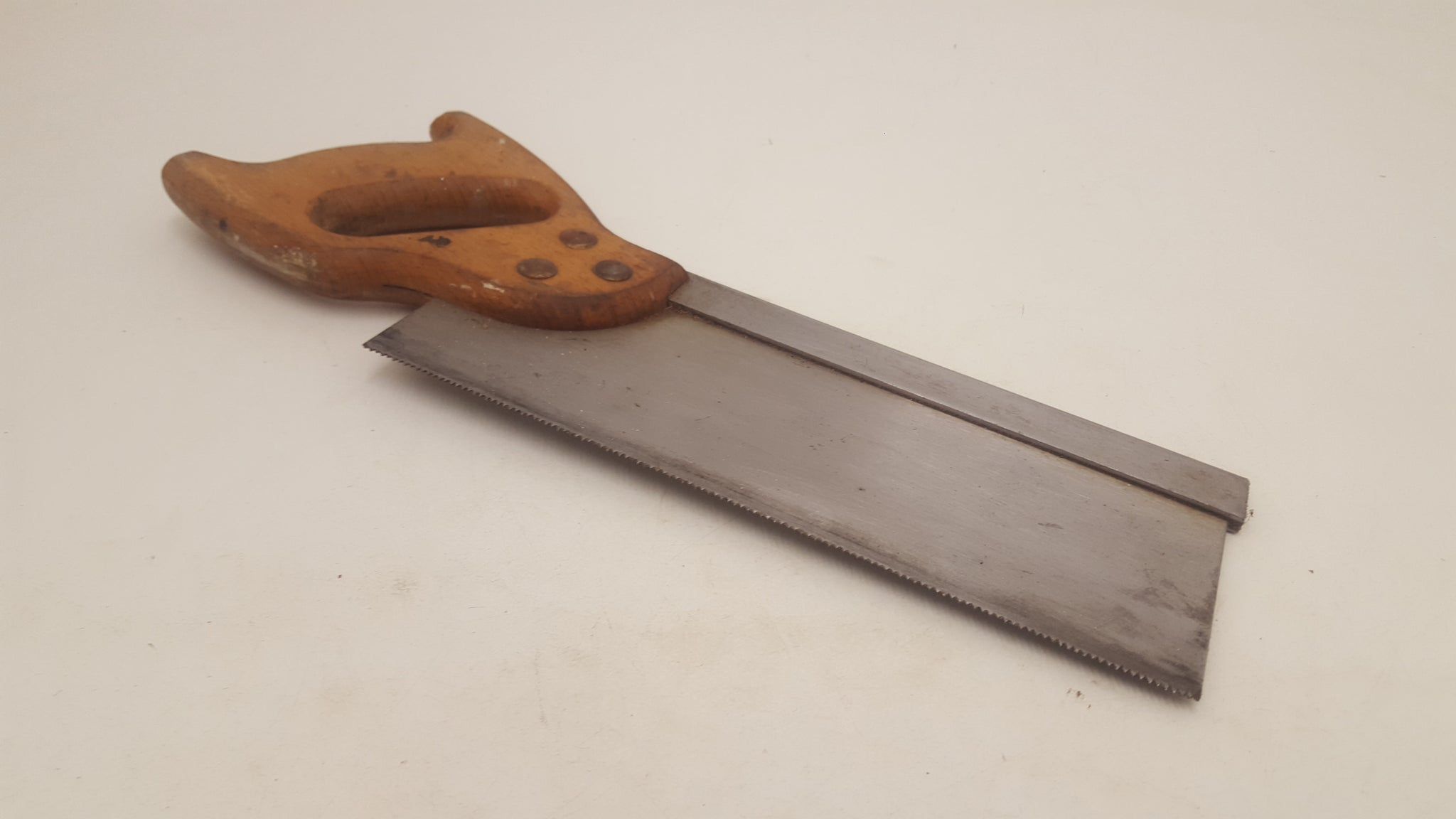 "10"" Spear & Jackson Back Saw Steel Back 13 TPI 19618"