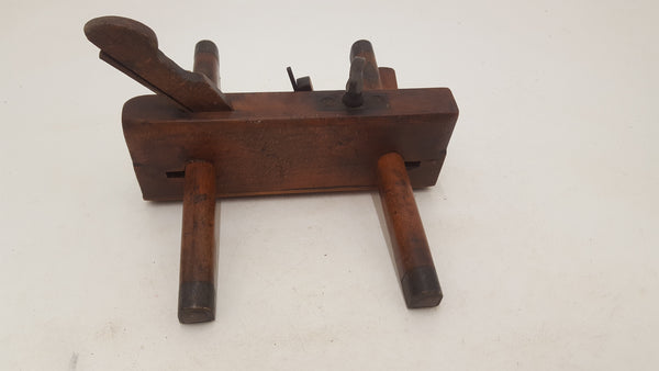 Rare E Preston Sash Fillister Plane With Unique Hammer Boxing 18113