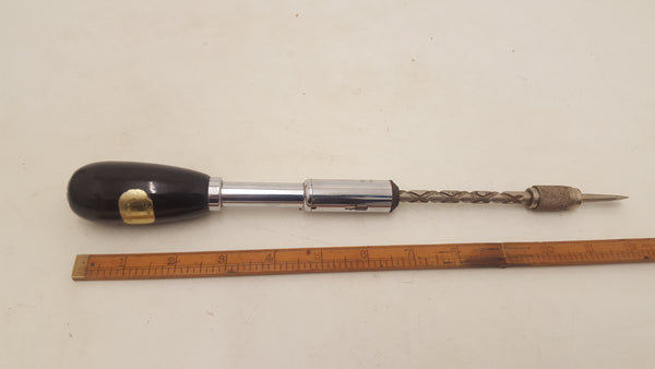 "Vintage Guys Model P.A.200 Spiral Ratchet Turnscrew 13"" 20425"