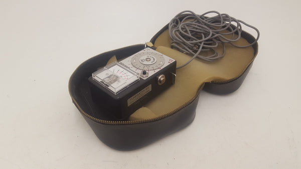 Vintage Courtenay Photonics MK 2 303 Flashmeter 20671