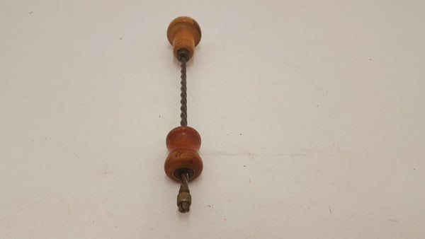 "Vintage 9 1/2"" Archimedes Drill 21083"