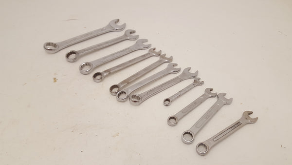 Job lot of Quality Combination Wrenches 21443
