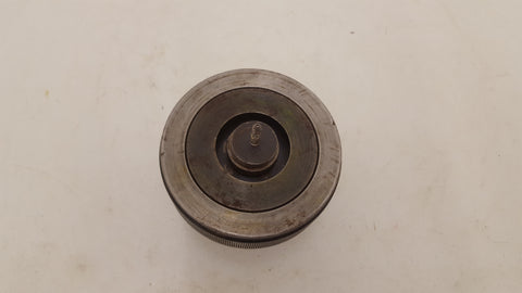 "Incredible Unnamed Screw Chuck w 7/8"" Thread 21544"