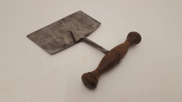 "Vintage Marples 6 x 3"" Dough or Herb Cutting Tool 22301"