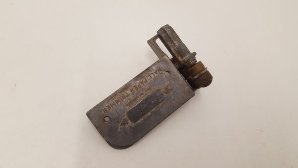 "Small 3 1/2"" Vintage Wallpaper Trimmer Tool 22919"