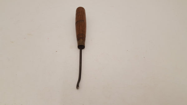 "Vintage 1/4"" Spoon Gouge w #5 Sweep 23002"