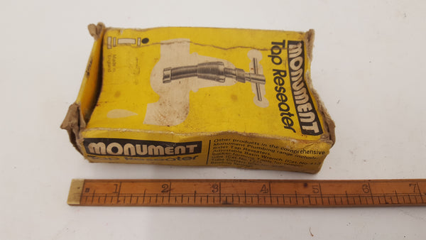 Monument Tap Reseater Boxed 23089