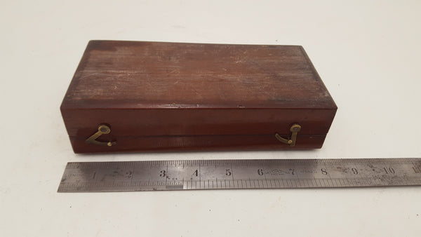 Vintage Sike's Hydrometer Original Box Missing Thermometer 23663