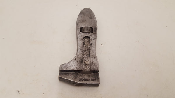 "Vintage 6"" Abingdon 76550 Adjustable Wrench 24029"