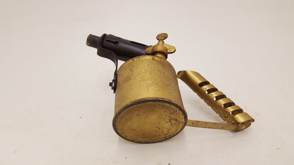 Vintage Brass Bladon Paraffin Blow Torch 24336