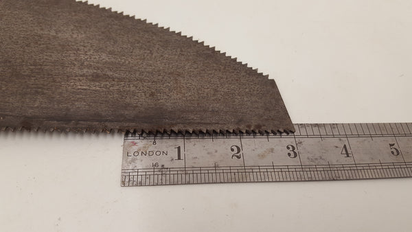 "Vintage 12 1/2"" Turtle Croydon Floor Board Saw w 9 TPI 24585"