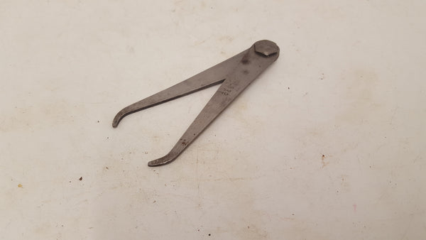 "Vintage 4 1/4"" Fixed Joint Outside Caliper 24677"