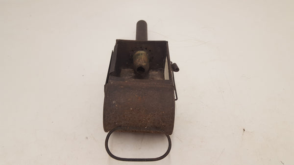Antique Carriage Lamp Door Missing 24917