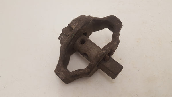 Antique No 2 Ratchet for Winch Missing Handle 25526