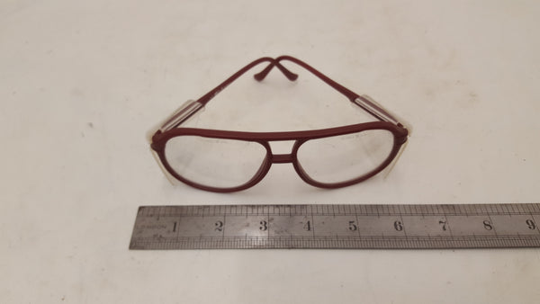 Vintage Pulsafe Eye Protection in Leather Case 25930