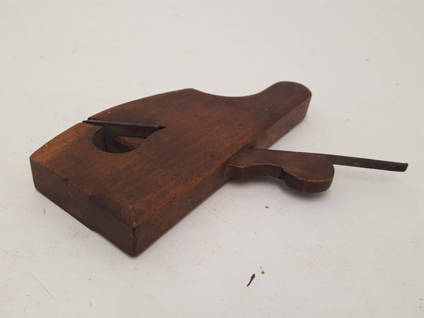 "7 1/2"" Vintage Coach Makers Compass Plane w 1"" Mouth 26121"