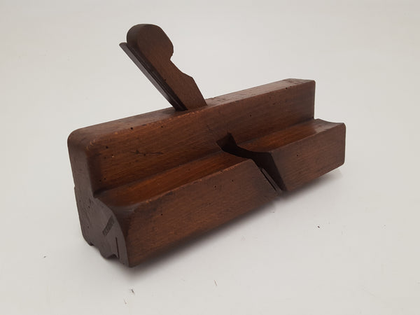 "2 3/4"" Wide Complex Moseley #8 Moulding Plane Old Worm 26190"