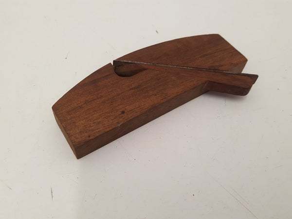 "Small 4 3/4"" Coach Makers Compass Plane w 5/8"" Mouth 26199"