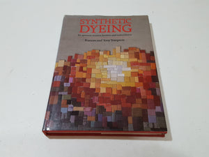 Synthetic Dyeing by Frances & Tony Tompson Book 27707