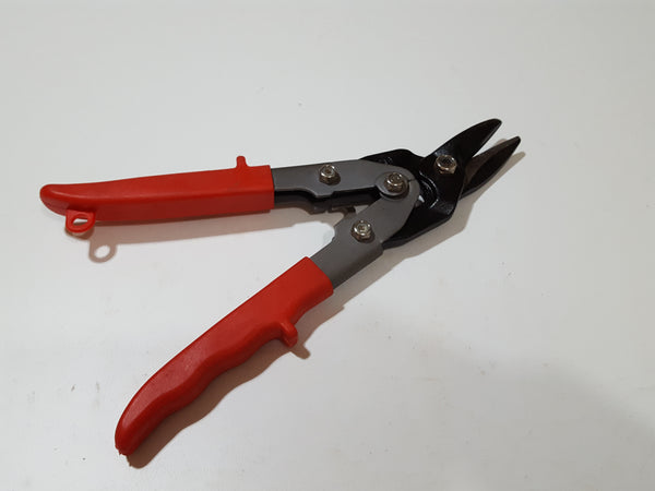 "10"" NOS GS Tin Snips w Insulated Grips 27738"