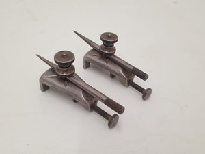 "Pair of Vintage Eclipse No 33 5"" Trammel Points 29512"