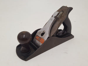 Vintage Stanley Bailey No 4 1/2 Smoothing Plane Good Condition 29504