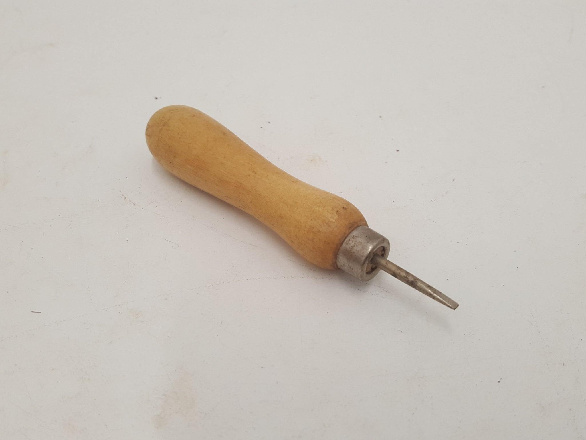 "Small 5"" Vintage Screwdriver c1/8"" 29819"