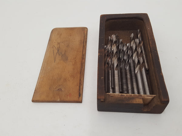 Assorted Job lot of 20 Drill Bits 30130