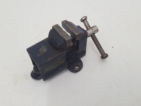 "Tiny Rolson Engineers Vice w 1"" Jaws 30157"