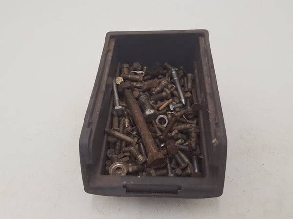Job lot of Assorted Screw Bolts Nails etc 30260