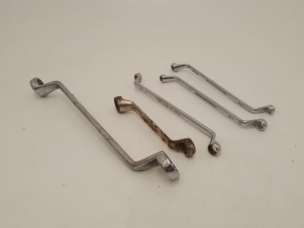 Mixed Set of 5 Ring Spanners 30354