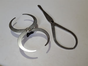 Pair of Large Double Sided Calipers 33089