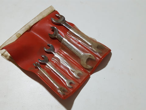 Mixed Set of Tiny 10 - 0 BA Spanners 33212