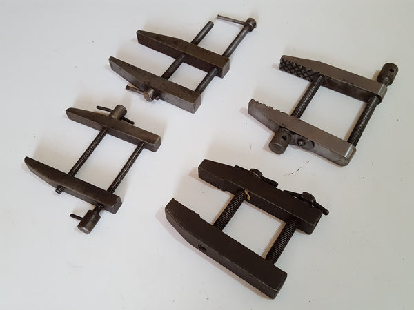 Mixed Bundle of 4 Engineers Parallel Clamps 33022