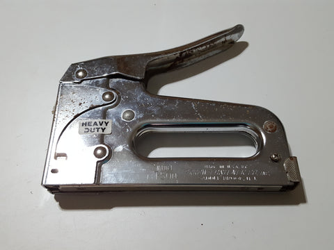 Arrow Fastener Model T-50M Heavy Duty Stapler 33511