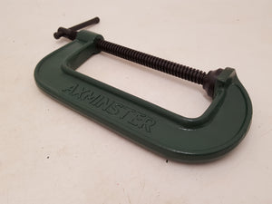 "Axminster 6"" G Clamp Amazing Condition NOS 33952"