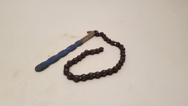 "24"" Vintage Chain Wrench 36178"