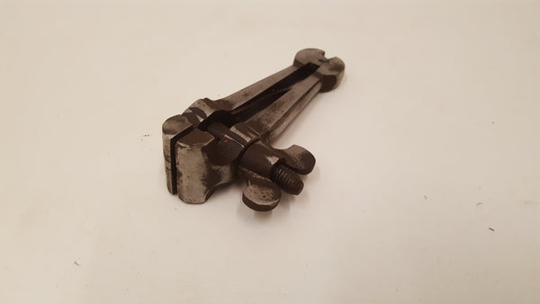 "Nice Vintage Jewellers Hand Vice w 1 1/4"" Jaws 36210"