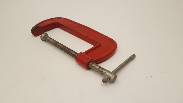 "Light Weight Vintage 6"" G Clamp 36154"