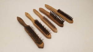 Bundle of 5 Wire Brushes 36133