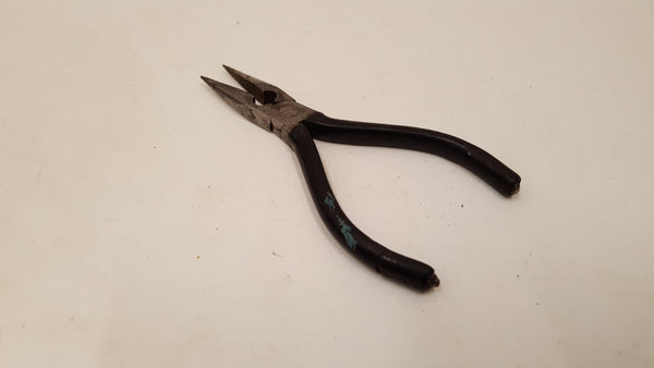 "Small 5"" Vintage Needle Nose Pliers 36124"
